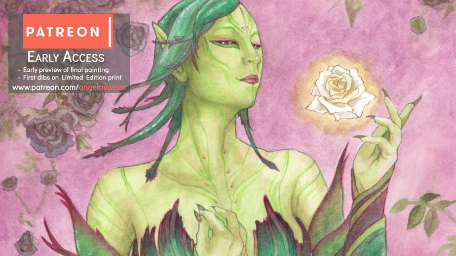 Early Access - The Rose Unseelie by AngelaSasser