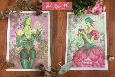 The Rose Fae