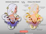Secret Sketchbook: Birthstone Enamel Pins Part 3 by AngelaSasser