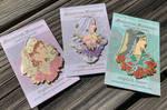 Final Reveal - Goddesses of Summer Pins by AngelaSasser