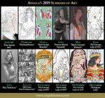 Summary of Art 2019 by AngelaSasser