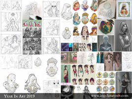 2019 Year in Art