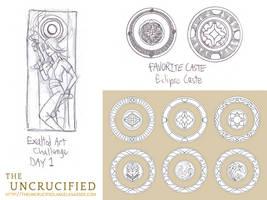 EAC Concept Sketches - Fave Caste