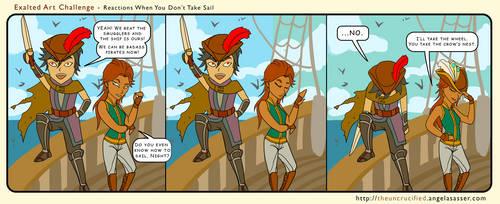EAC - When No One Takes Sail