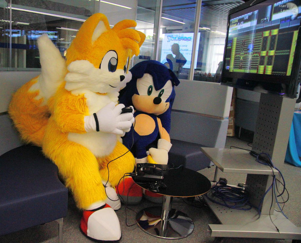 Tails Plays Sonic 2 (2) by refira ... & Tails Plays Sonic 2 (2) by refira on DeviantArt