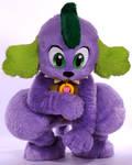 MLP:Equestria Girls Spike: Dragon Puppy! :D