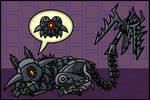 Ravage Loves you! ~ :D by refira