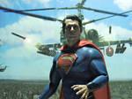 Superman - Launch
