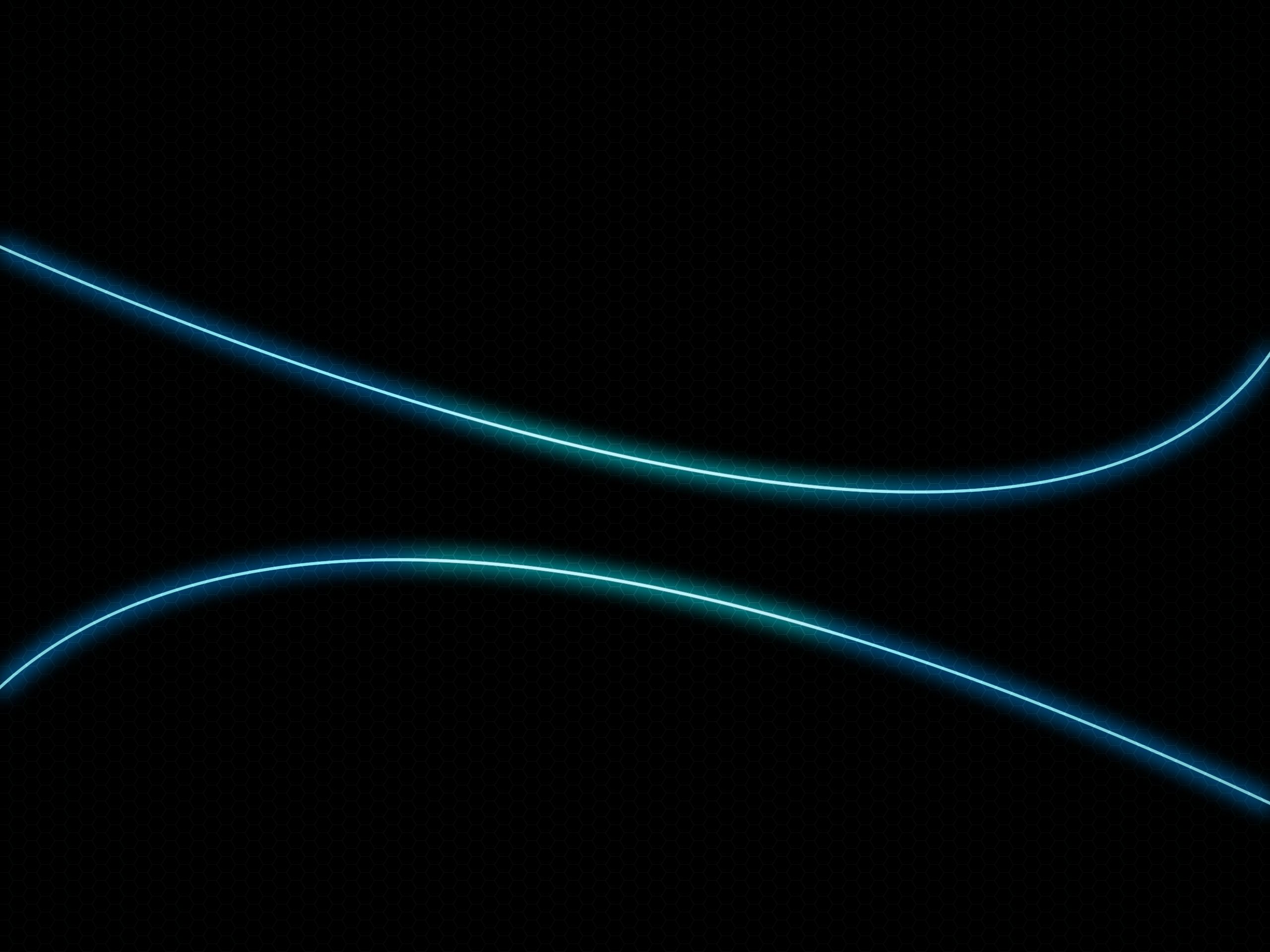 blue neon wallpaper by sapphirepsg on deviantart