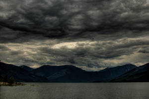 Storm Skies by leeorr-stock