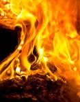 Fire Texture Stock 2