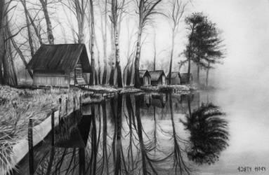 Silence by tacsitimea
