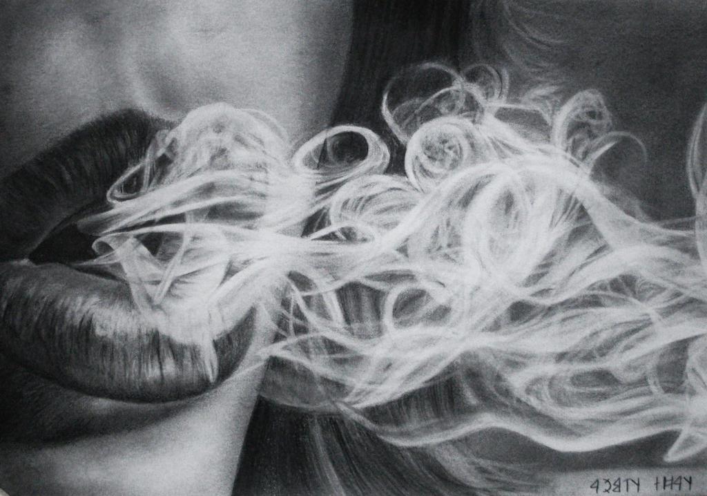 Cigarette by tacsitimea
