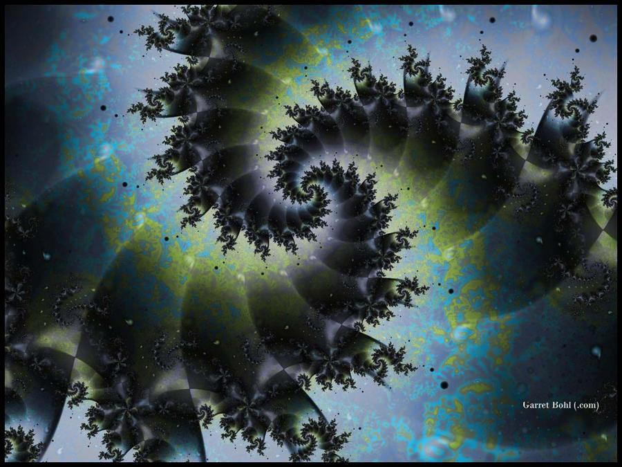 Spiral Galaxy by Garret-B