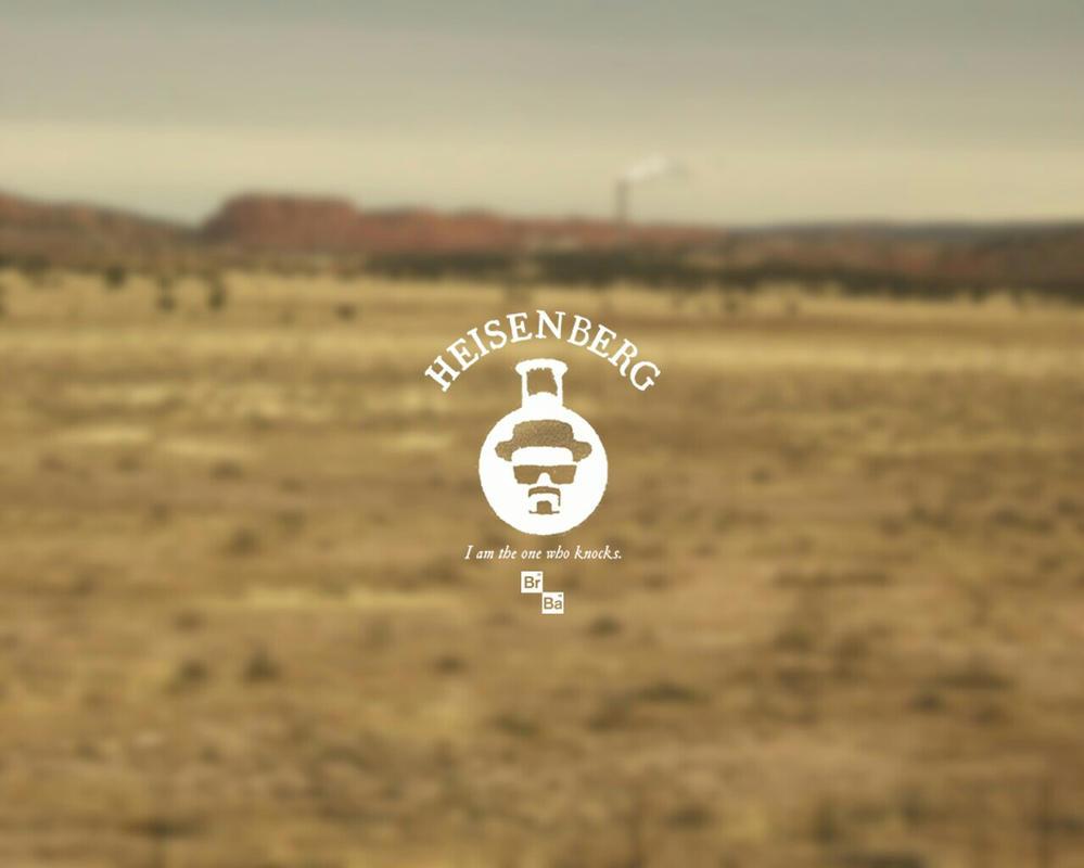 Heisenberg (Minimal) by odionela