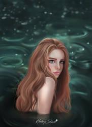 Mermaid by haleyshinn