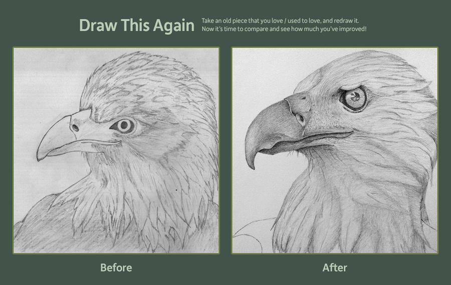 Falcon (UnTreated) by MuhammadAKS