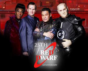 Red Dwarf 25th Anniversary ~by tjevo9