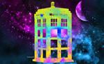 TARDIS Colour Burst