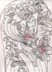japanese sketch for work