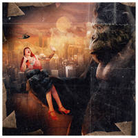 kingkong by welsix