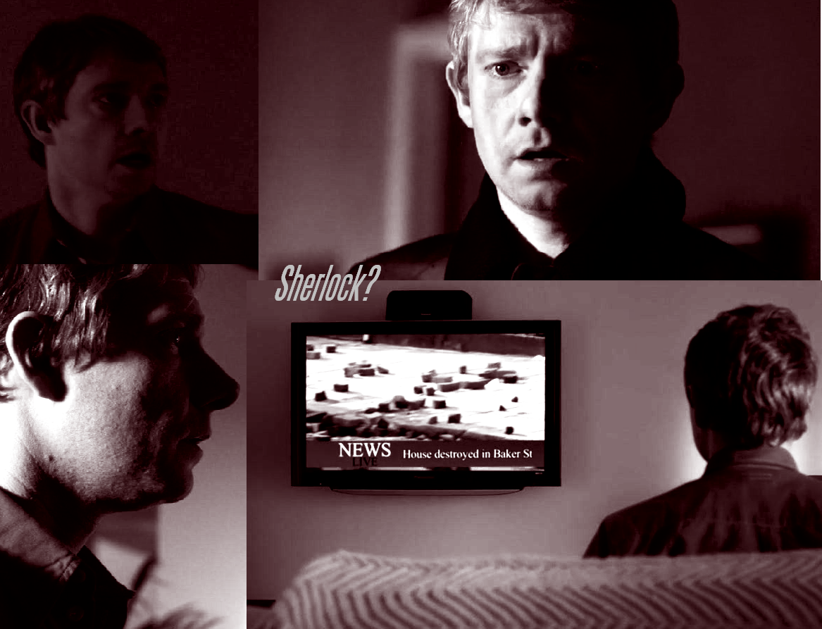 """Sherlock?..."" by 14LolaLoverX3"