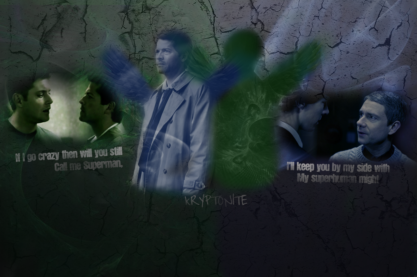 always spring destiel wallpaper - photo #9