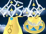 Sailoruranus chalice detail by MCMXC2