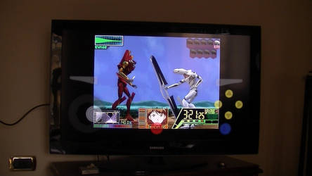 [Video] Playing Evangelion 64 on Galaxy Note 10.1 by MCMXC2