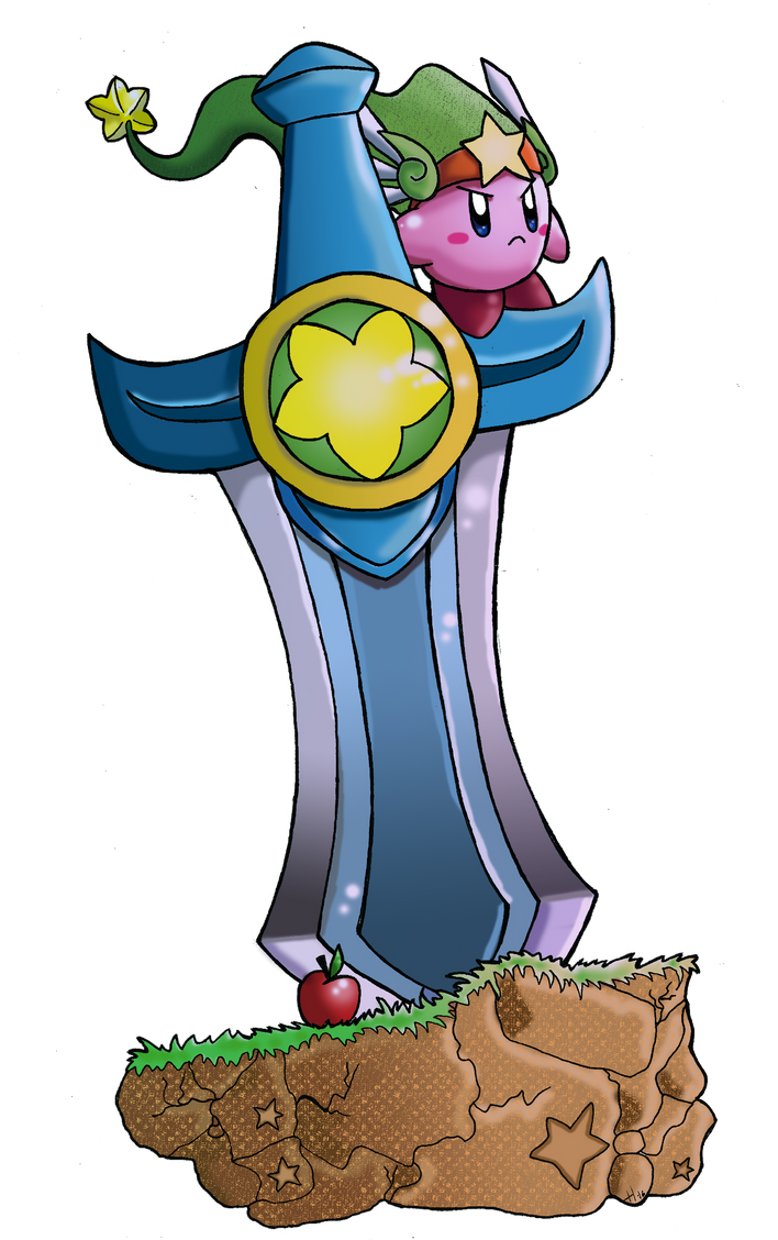 ultra sword kirby - photo #25