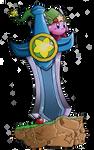 Kirby Ultra sword