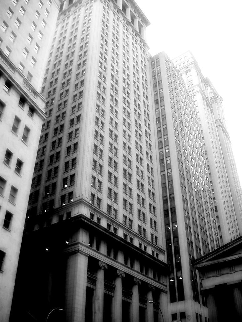 New York City Building by Bigod27