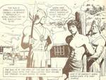 Korak in captivity - British Tarzan (8/6/1977)