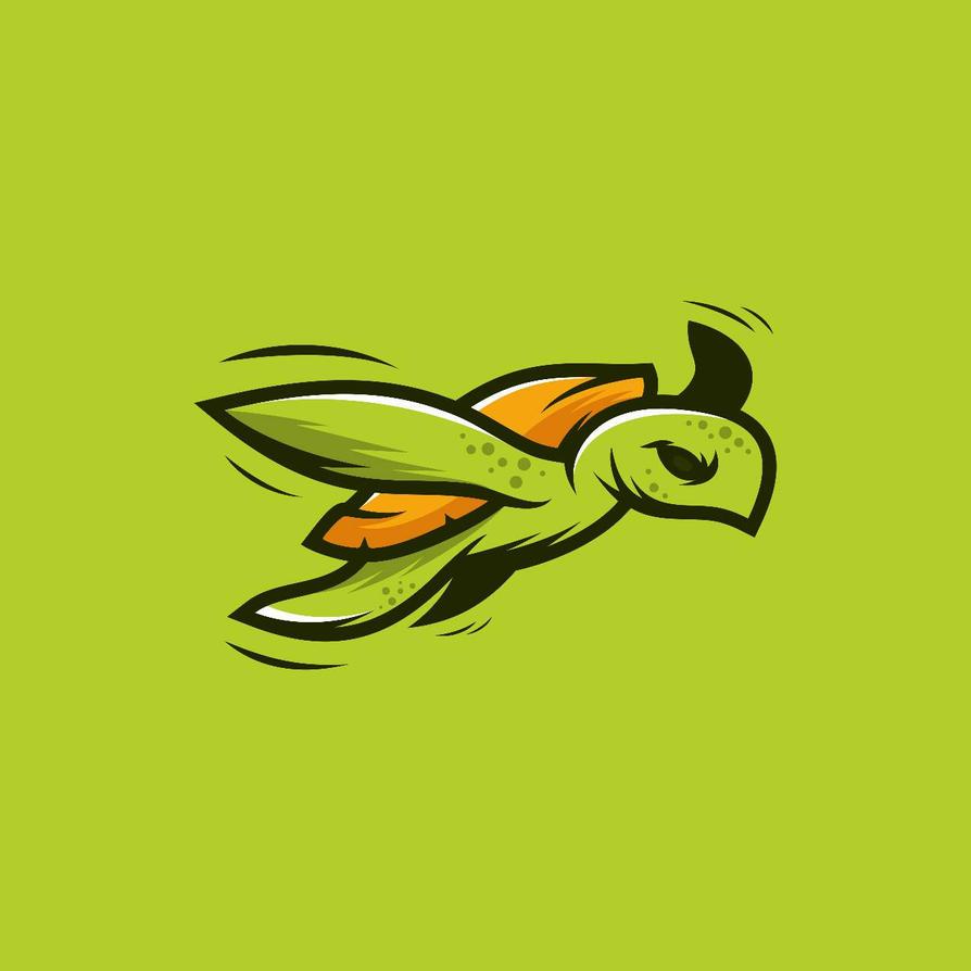 Turtle Logo by radixnala on DeviantArt