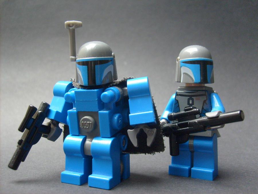 Armored Mandalorian by MeGustaKapusta