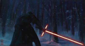 Star Wars: The Force Awakens by MeGustaKapusta