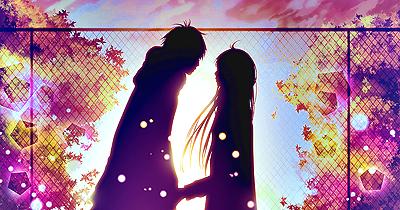 Kazehaya and Sawako Kiss by MrsPhanna