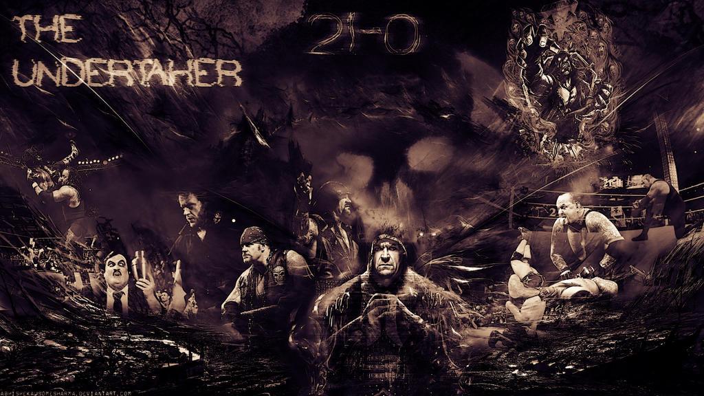 Undertaker hd wallpaper by abhishekawsomesharma on deviantart undertaker hd wallpaper by abhishekawsomesharma voltagebd Images
