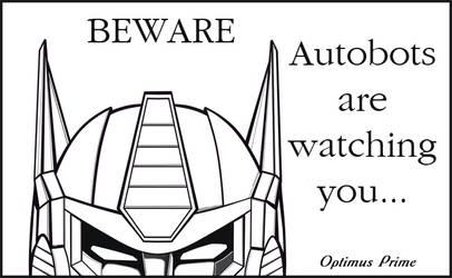 Beware by Ebelar