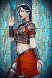 Indian Princess by Ebelar