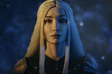 Daenerys Targaryen by Ebelar