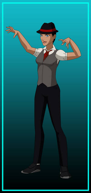 DCOC- Zatara II (Young Justice Style)