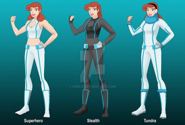 DCOC - Giantess Outfitss - S2