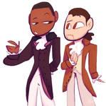 Hammyton And Burrger~