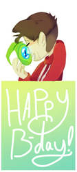 Happy B-Day Jack! by power5pro