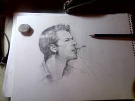 Misha|sketch by Dver