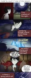one of the reason why by sounf