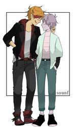 fashion up! by sounf