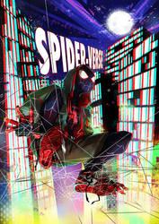 spider-verse FA by sounf