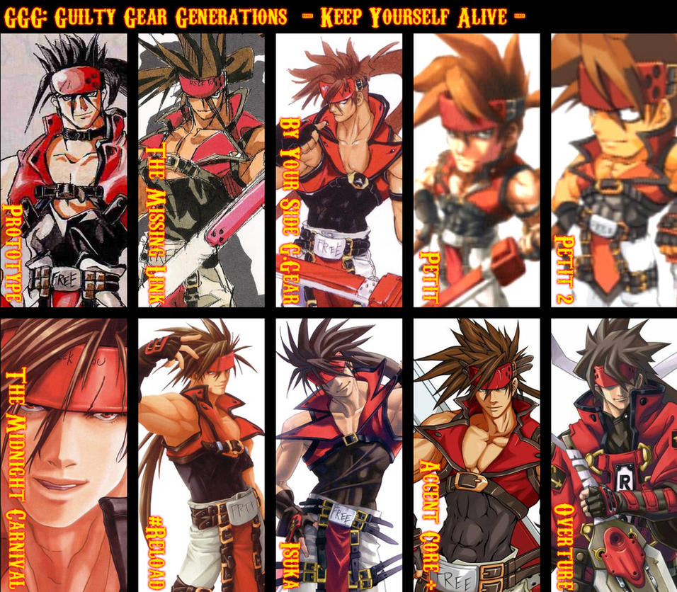 Guilty Gear Wallpaper: GGG: Sol Badguy By Darkside-ky On DeviantArt